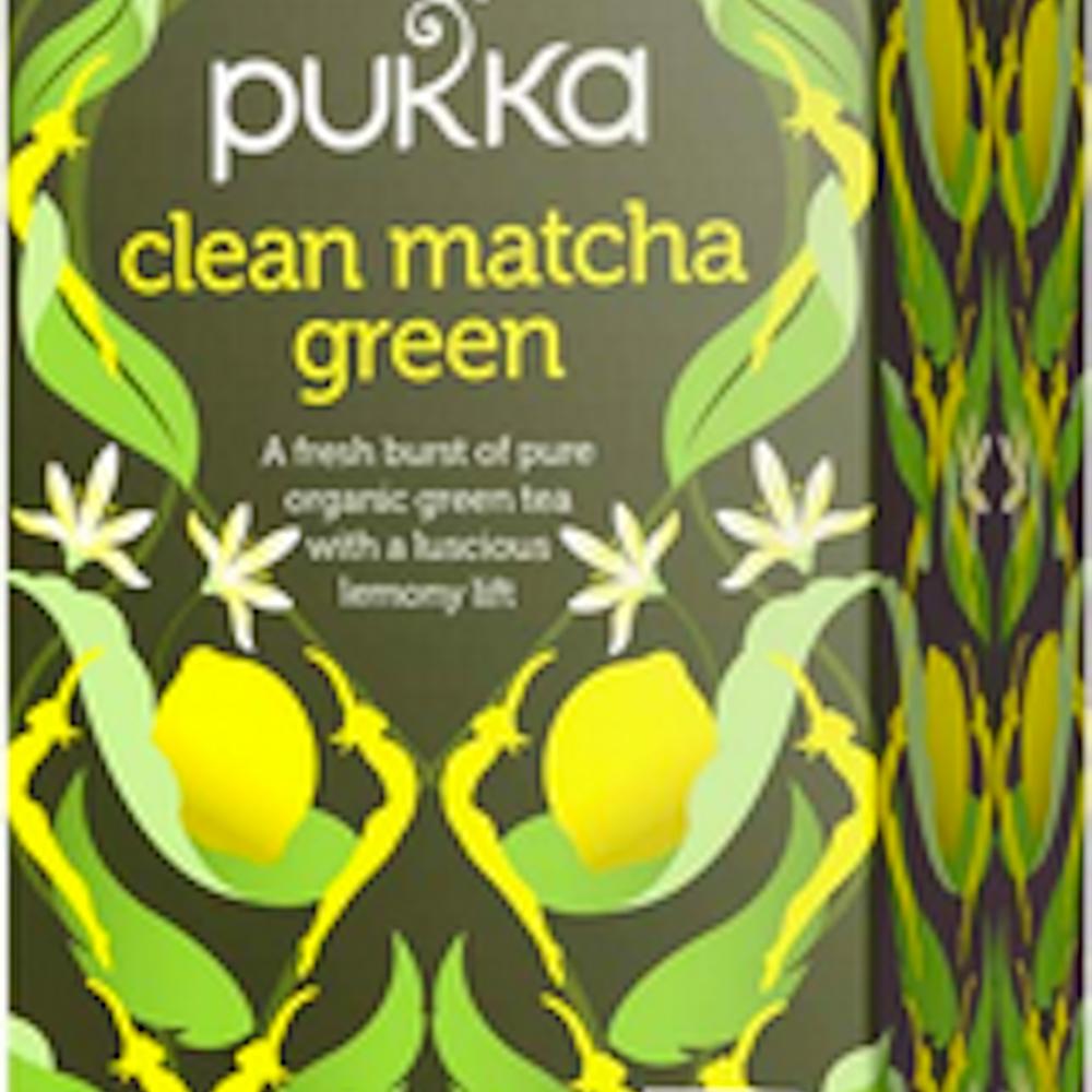 Thé Clean matcha green / thé vert matcha clean
