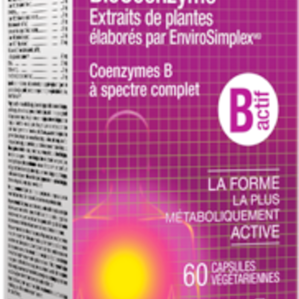 Active B Complex biocoenzymed