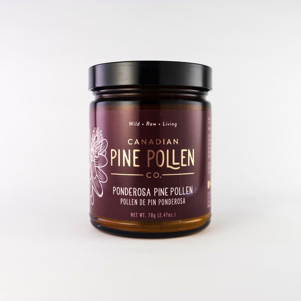 Ponderosa pine pollen - 70 g