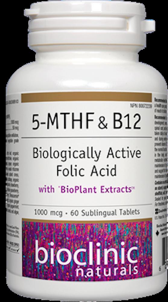 5-MTHF & B12