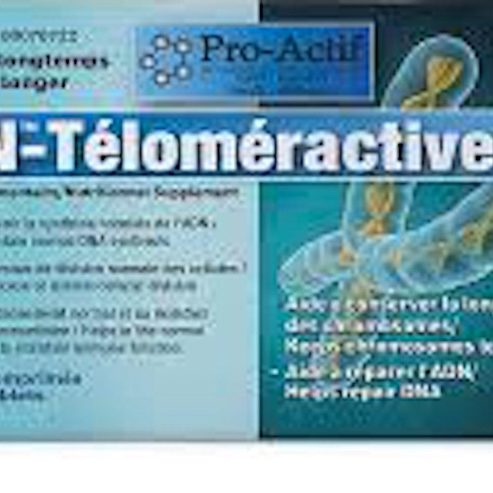 Adn-Telomeractive
