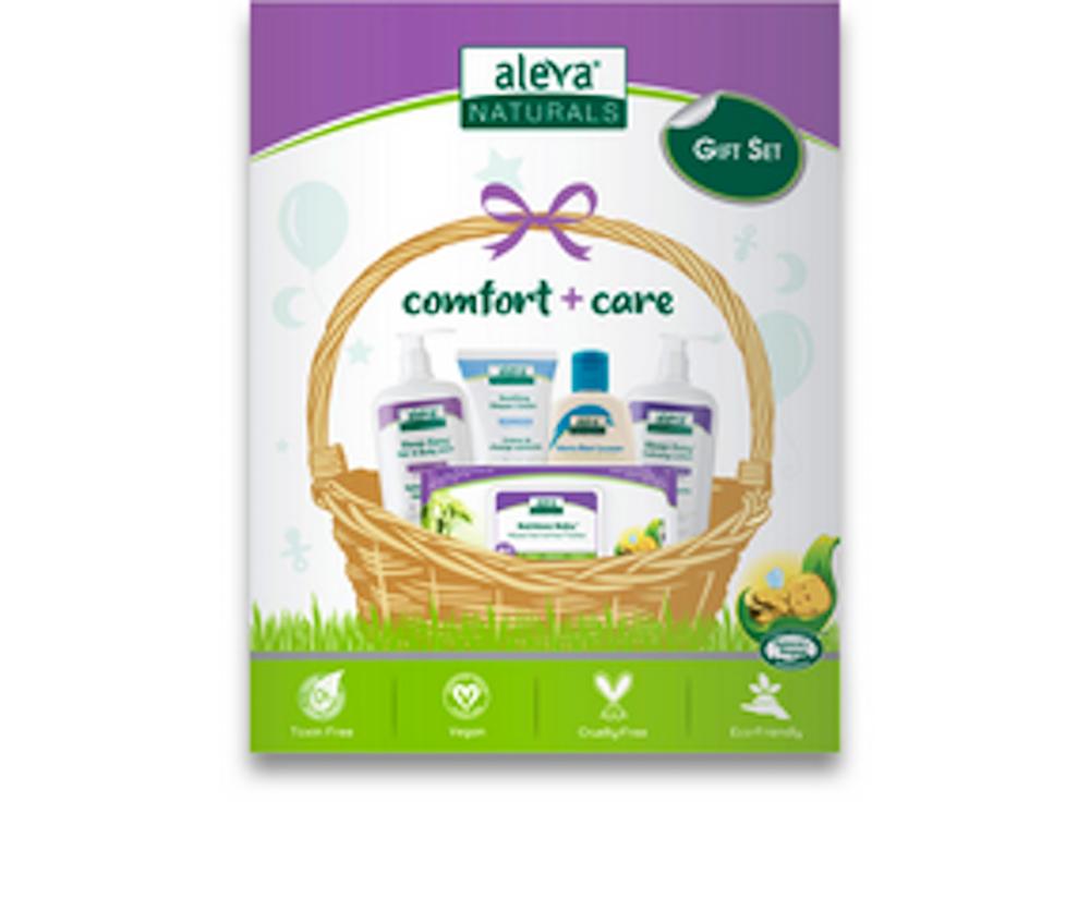 Aleva Naturals® Comfort + Care Gift