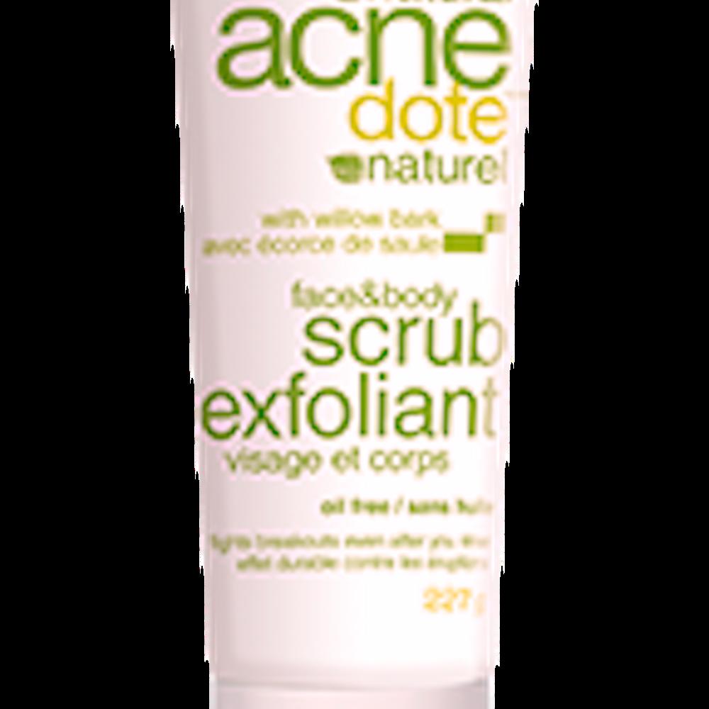 ACNEdote Face & Body Scrub