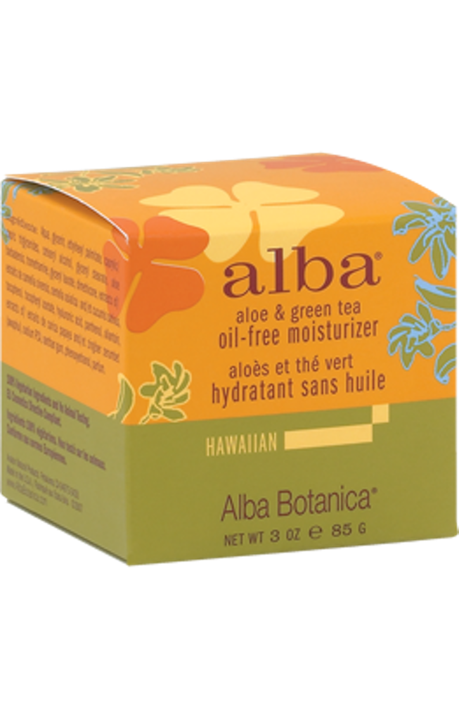 Aloe & Green Tea Moisturizer