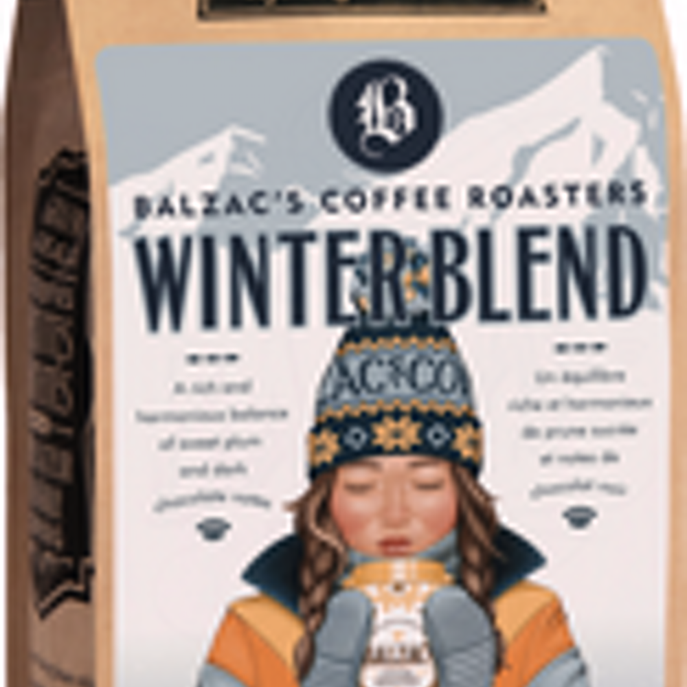 Winter Blend - Marble Roast