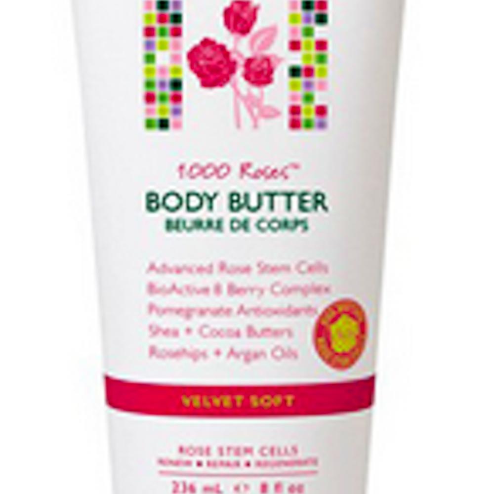 1000 Roses Velvet Soft Body Butter