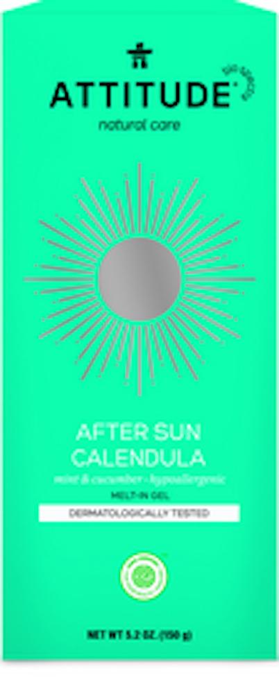 After Sun Melt-In Gel Mint&Cucumber