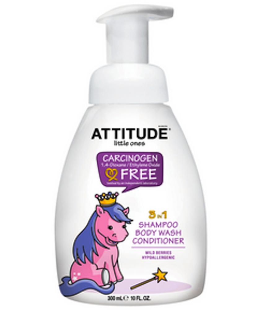 3in1 Shampoo/Cond/Wash-Wild Berries