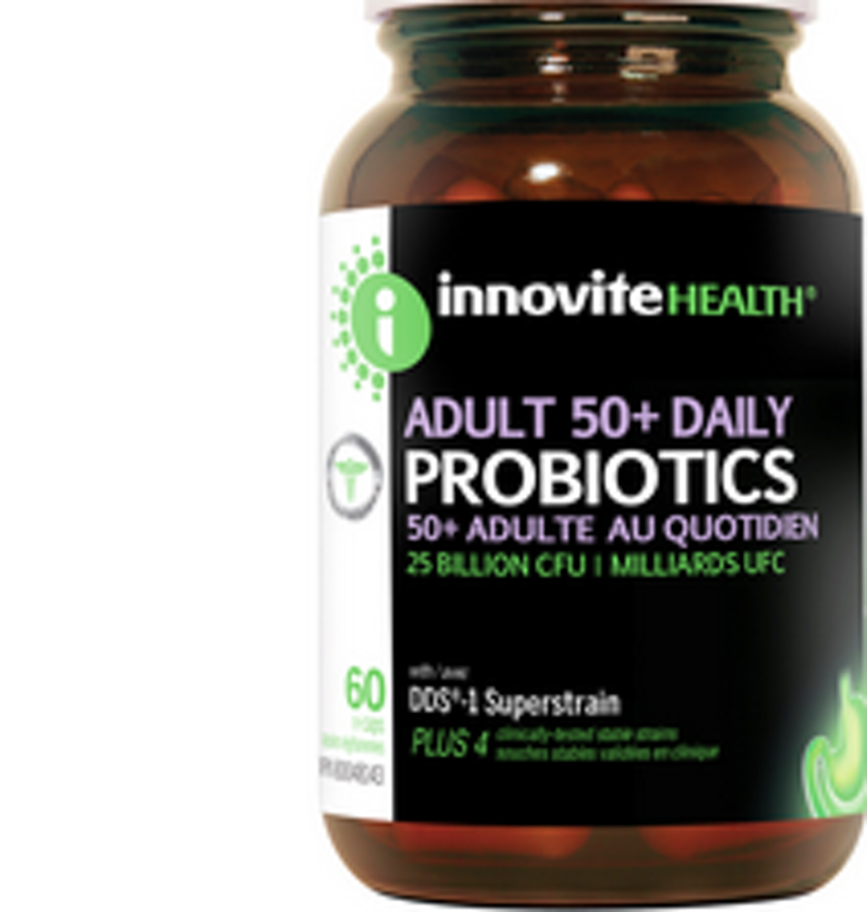 Adult 50+ Daily Probiotics 25B CFU