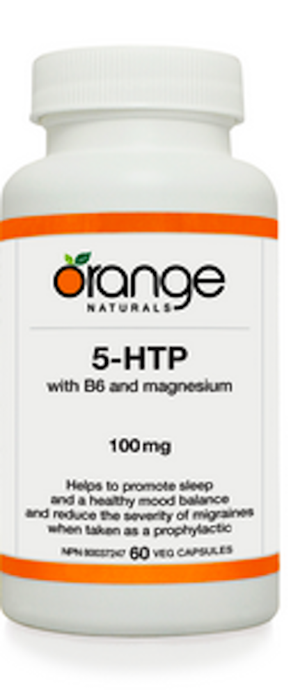 5-HTP 100mg with B6 and Magnesium