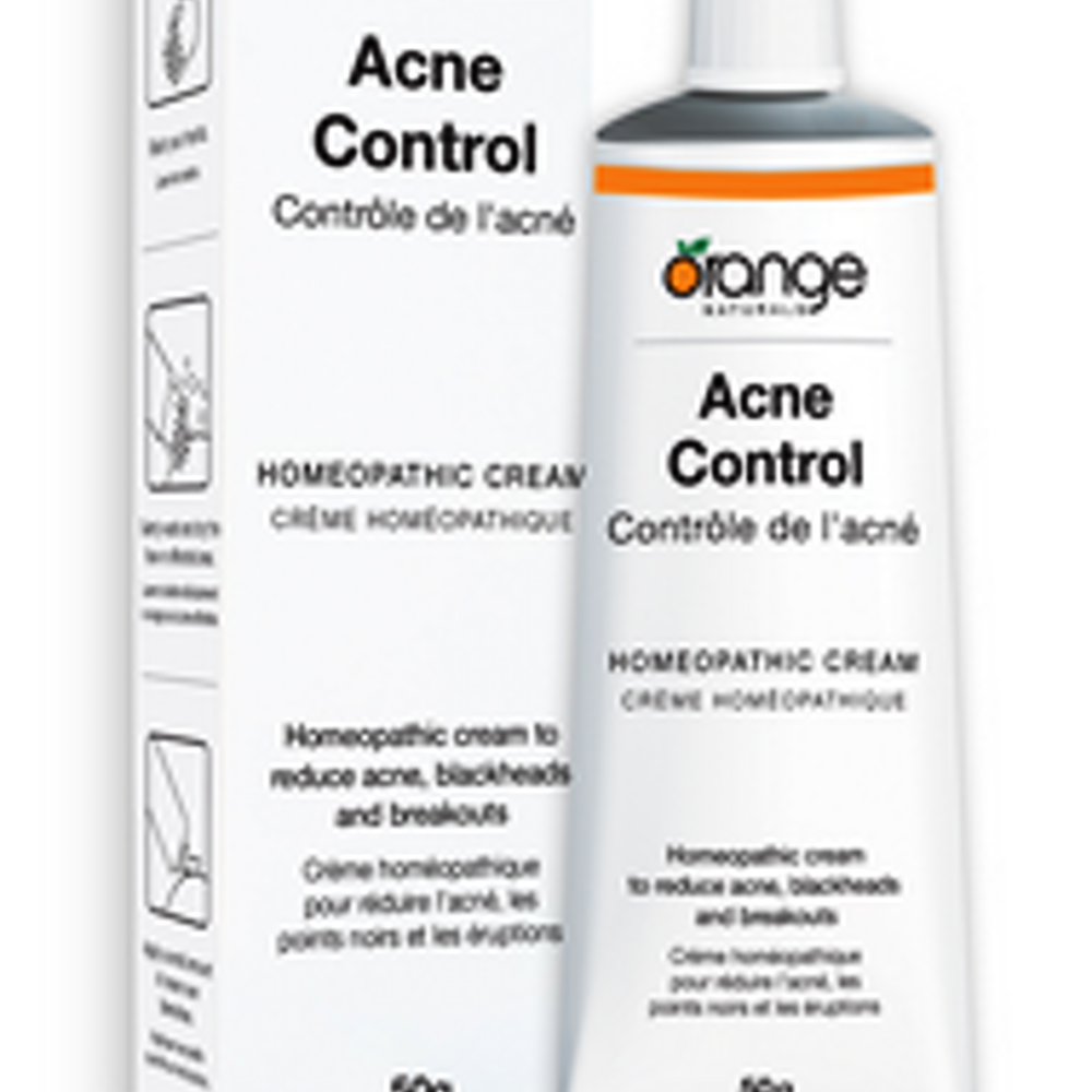 Acne Control Homeopathic Cream