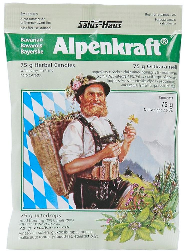 Alpenkraft Cough Candies