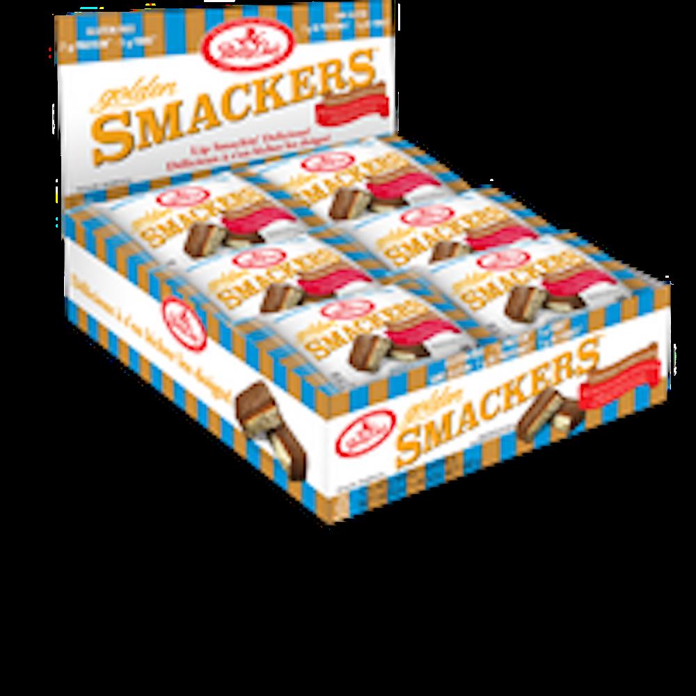 Caramel Peanut Smackers
