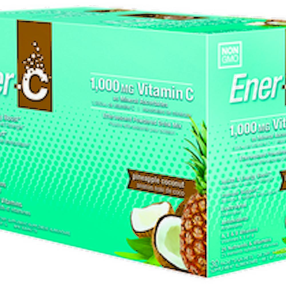 Ener-C  Pineapple Coconut