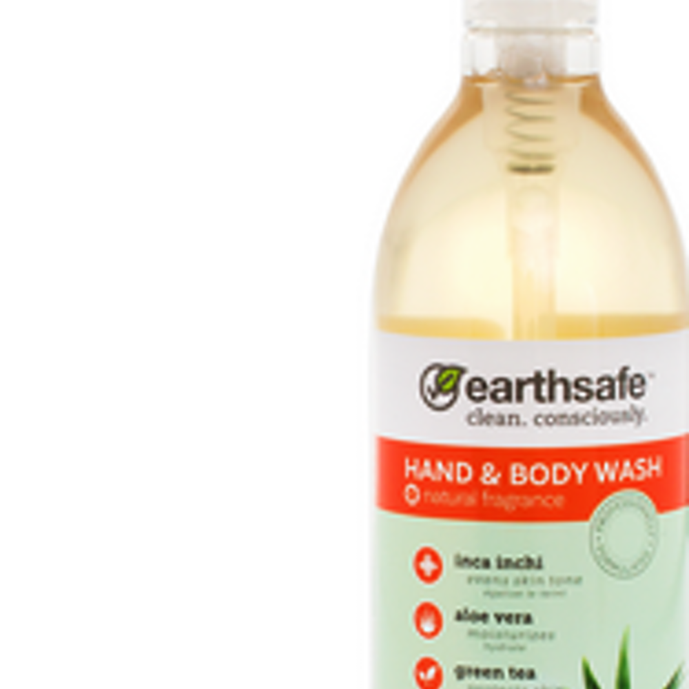 Hand & Body Wash Nat Frag