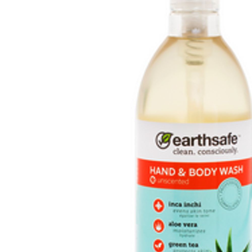 Hand & Body Wash Unscented