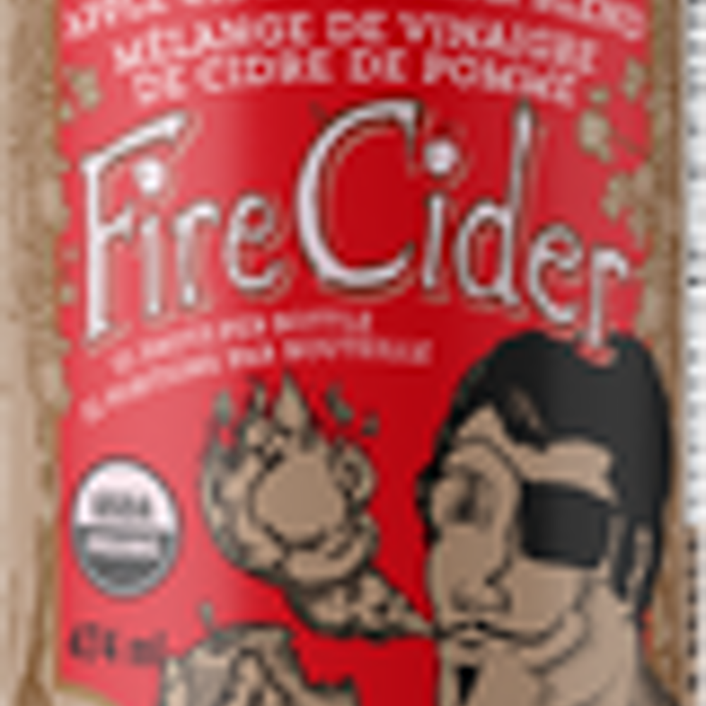Fire Cider, Honey-Free 474ml