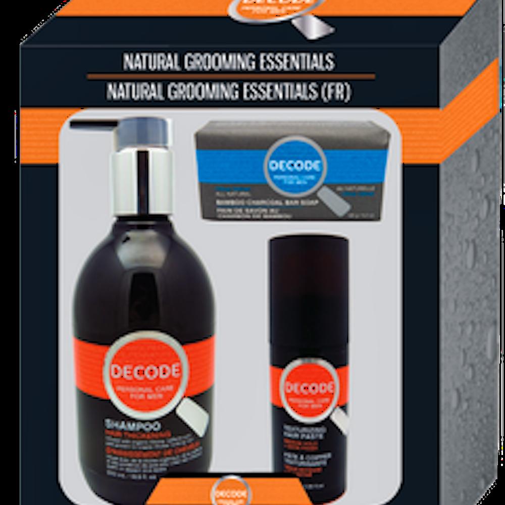 Shampoo, Hair Paste & Soap Set