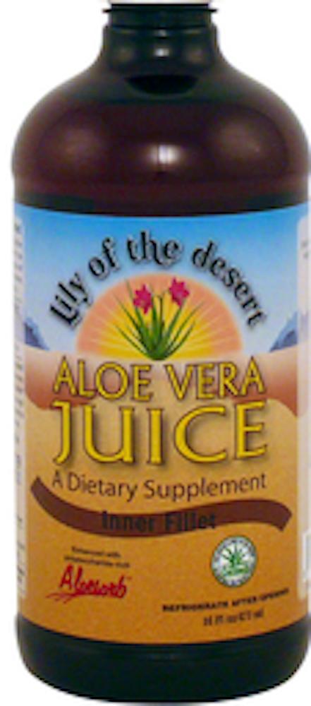 Aloe Vera Juice -Plstc