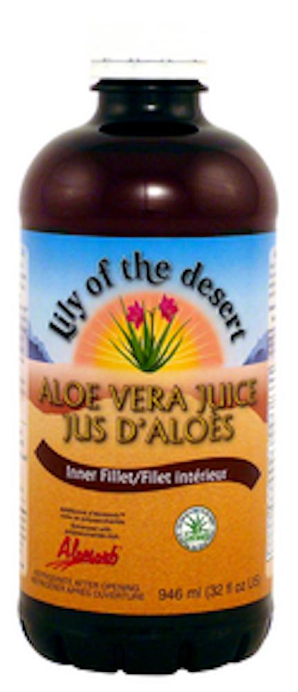 Aloe Vera Juice - Plastic