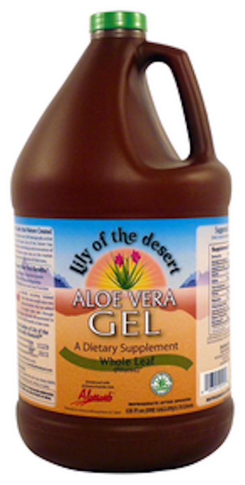 Aloe Vera Gel Whole Leaf - Plastic
