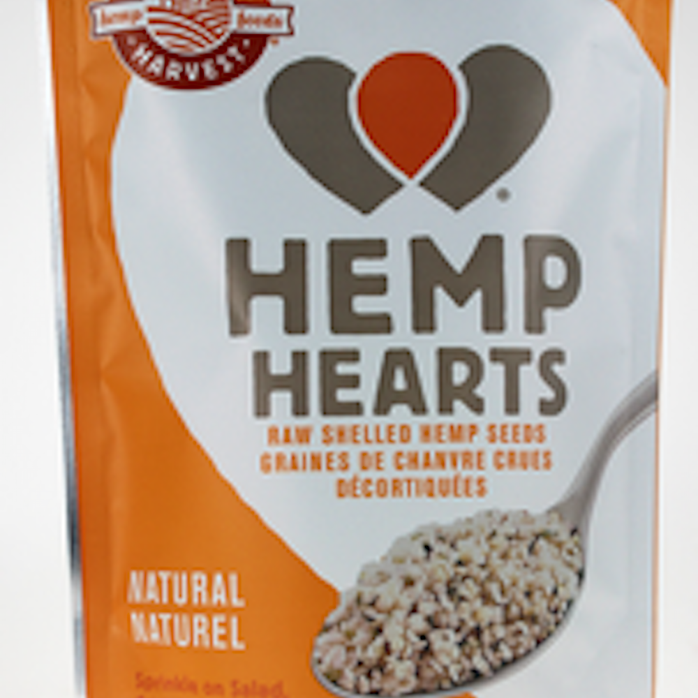 Hemp Hearts (Raw Shelled Hemp Seed)