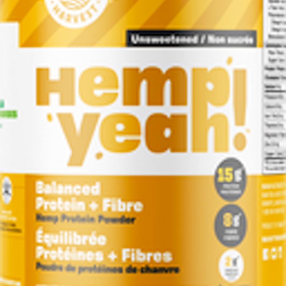 Hemp Yeah! Balanced Protein + Fiber