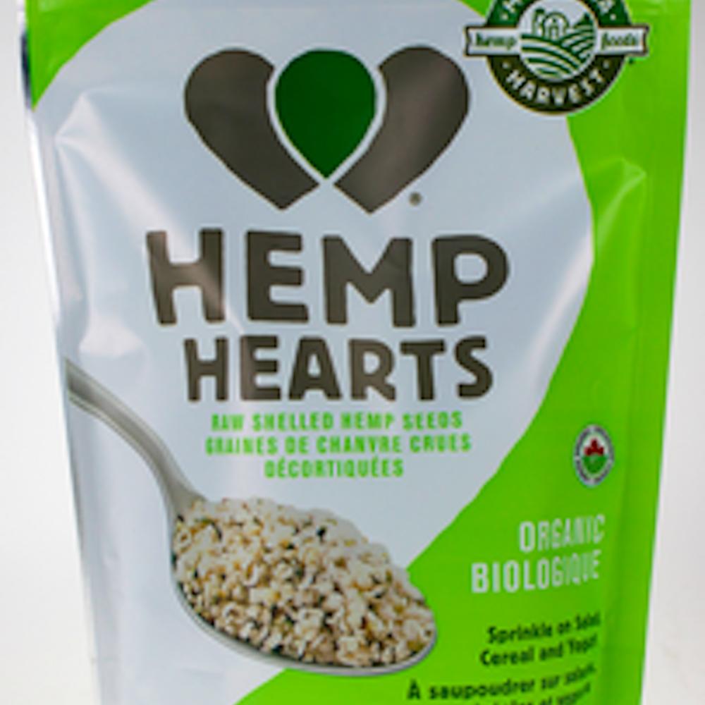Hemp Hearts 100% Organic