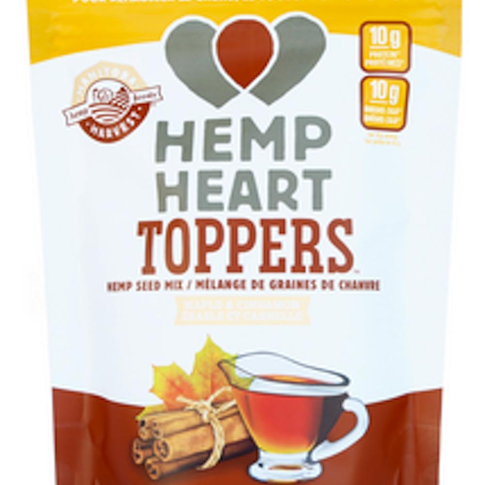 Hemp Heart Toppers-Maple & Cinnamon