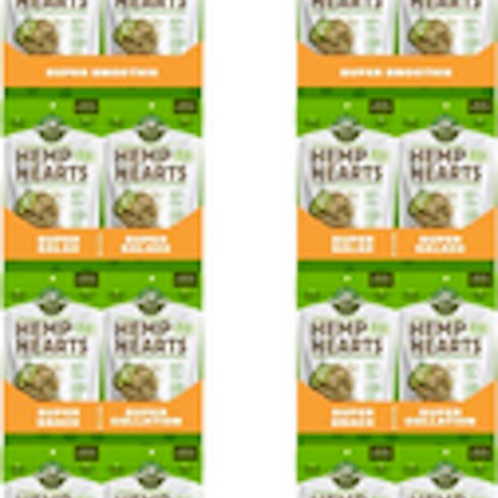 Hemp Hearts Shipper 340g Organic
