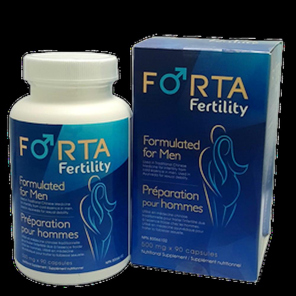 Forta Fertility Formulated for Men