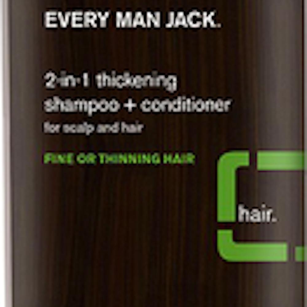 2-in-1 Thickening Shampoo Tea Tree