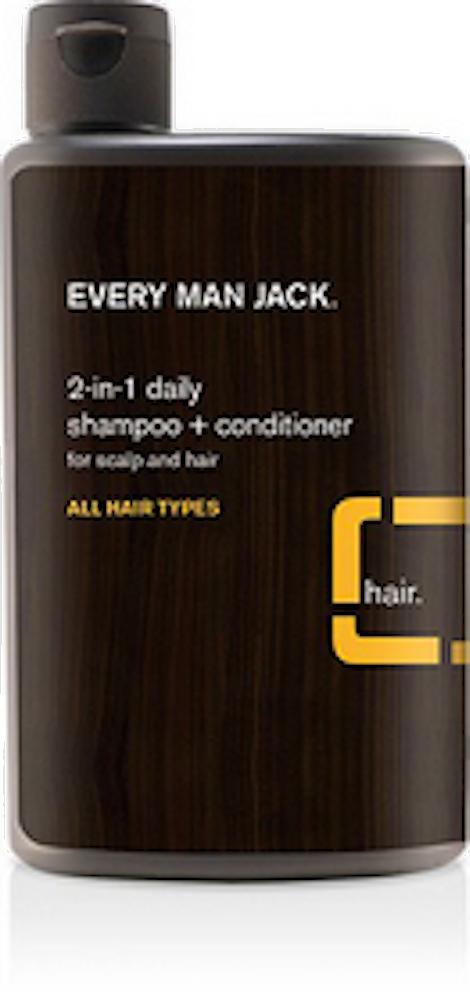 2-in-1 Daily Shampoo Citrus