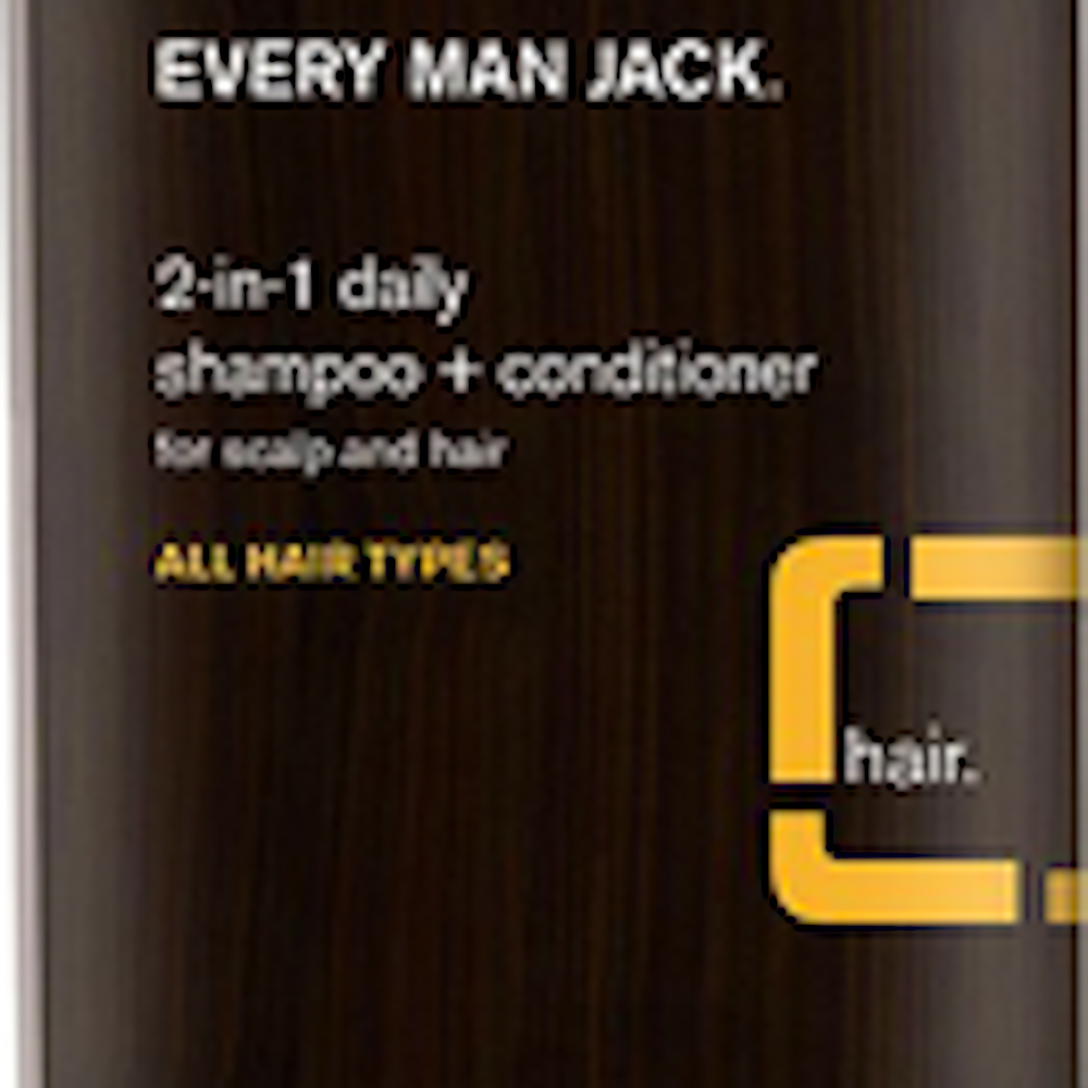 2-in-1 Daily Shampoo Citrus