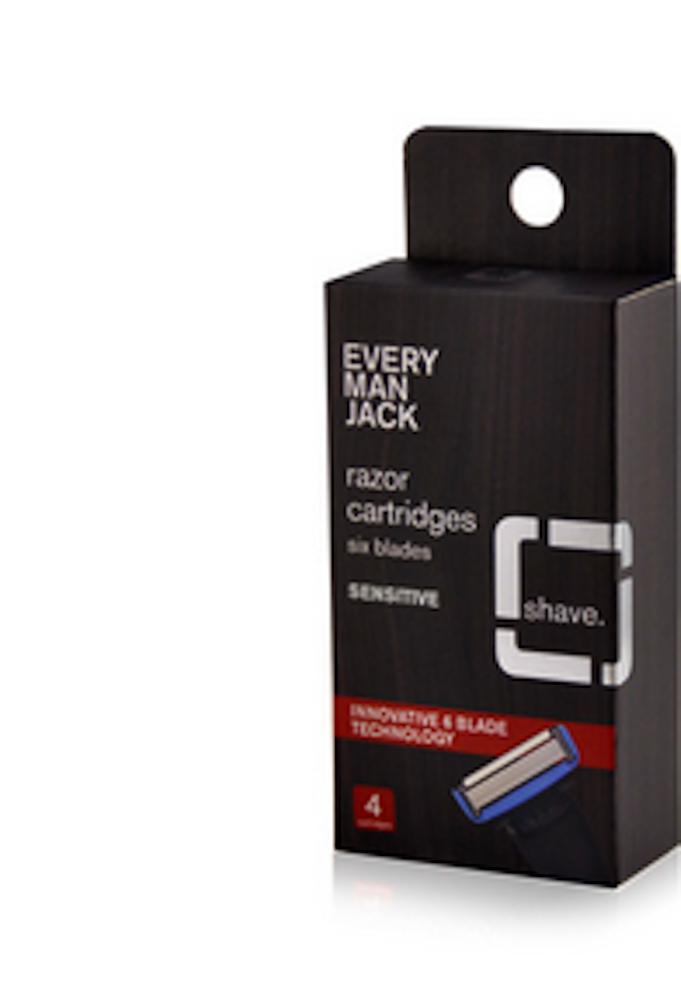 4 pk Razor Cartridges