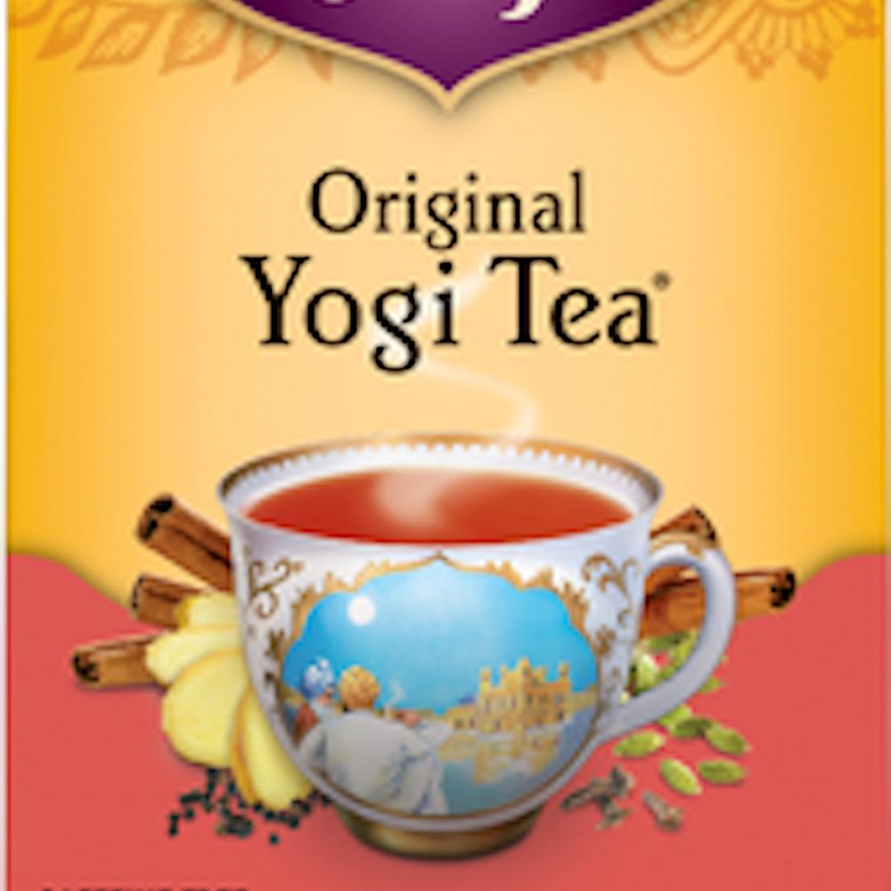 Original Yogi Tea
