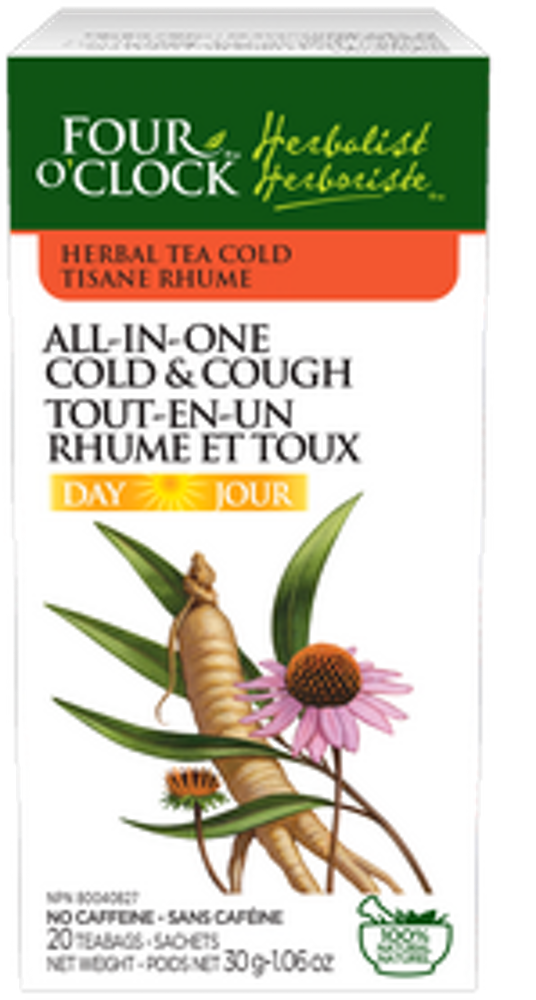 All-in-one Cold & Cough Day