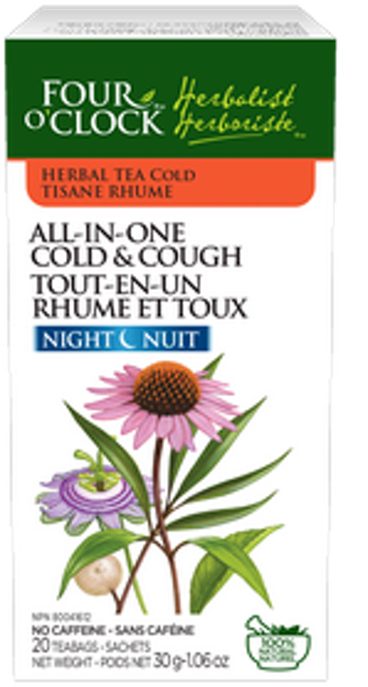 All-in-one Cold & Cough Night