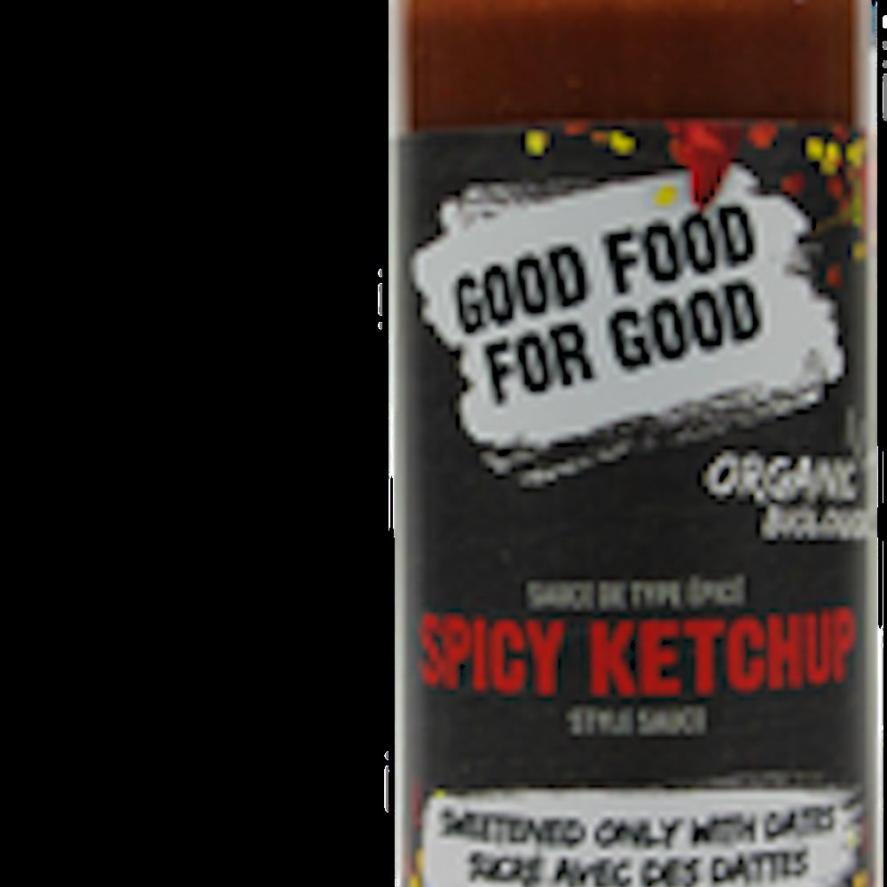 Organic Ketchup Spicy