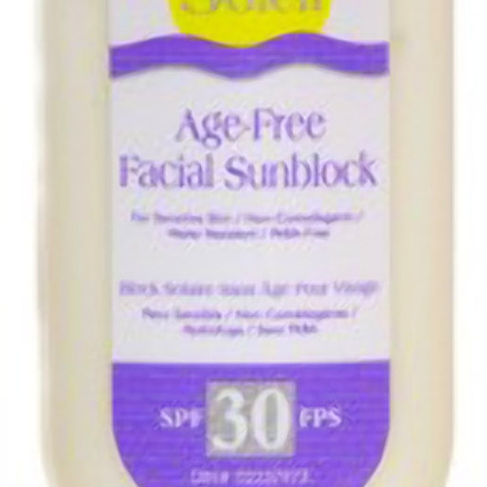 Derma Soleil Age-Free Facial Sunblock