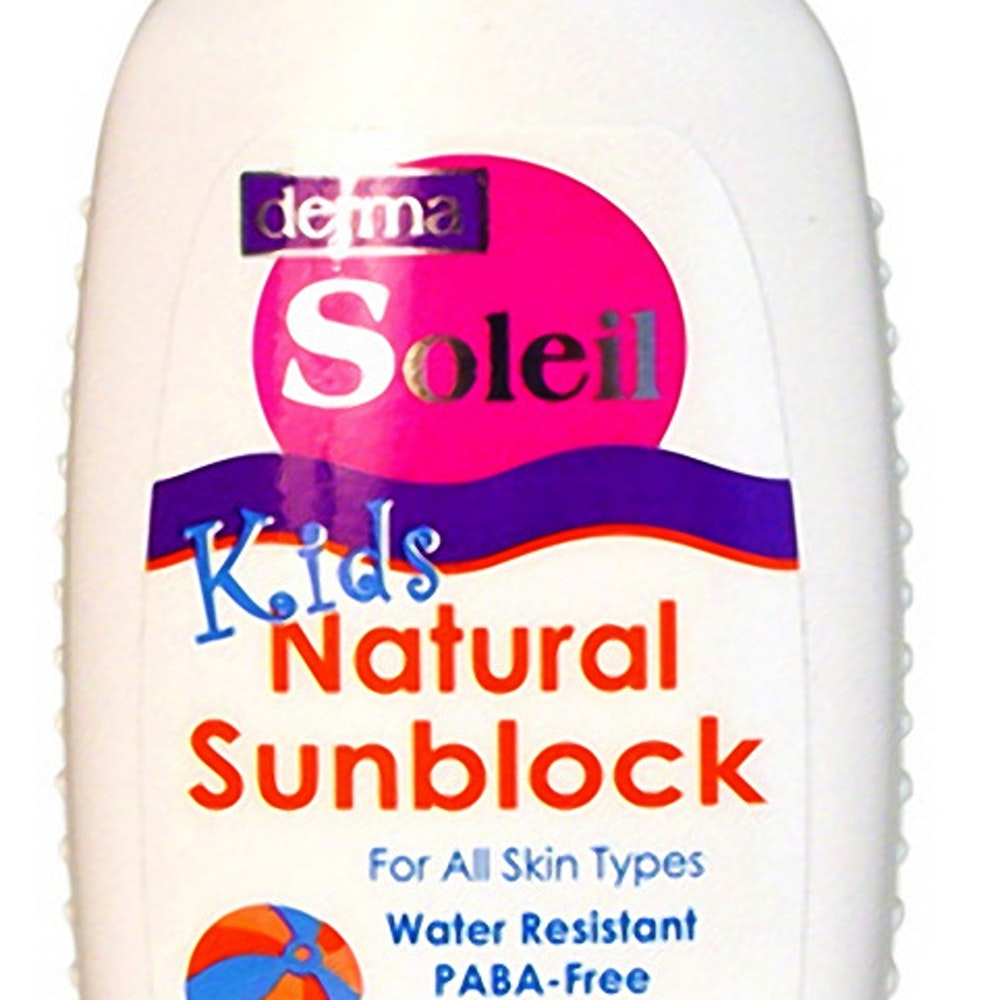 DermaSoleil Kids Natural Sunblock SPF 30
