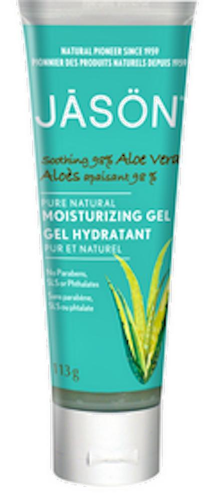 Aloe Vera 98% Gel Tube