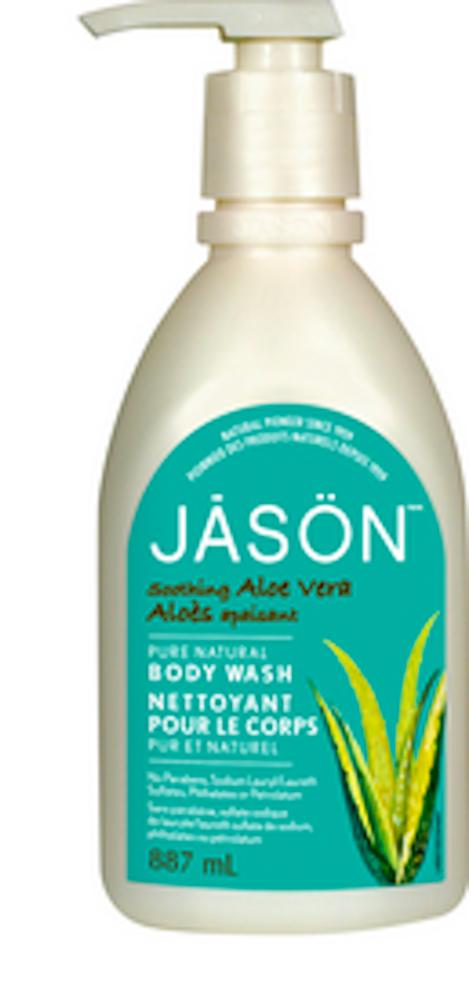 Aloe Vera Body Wash - Soothing