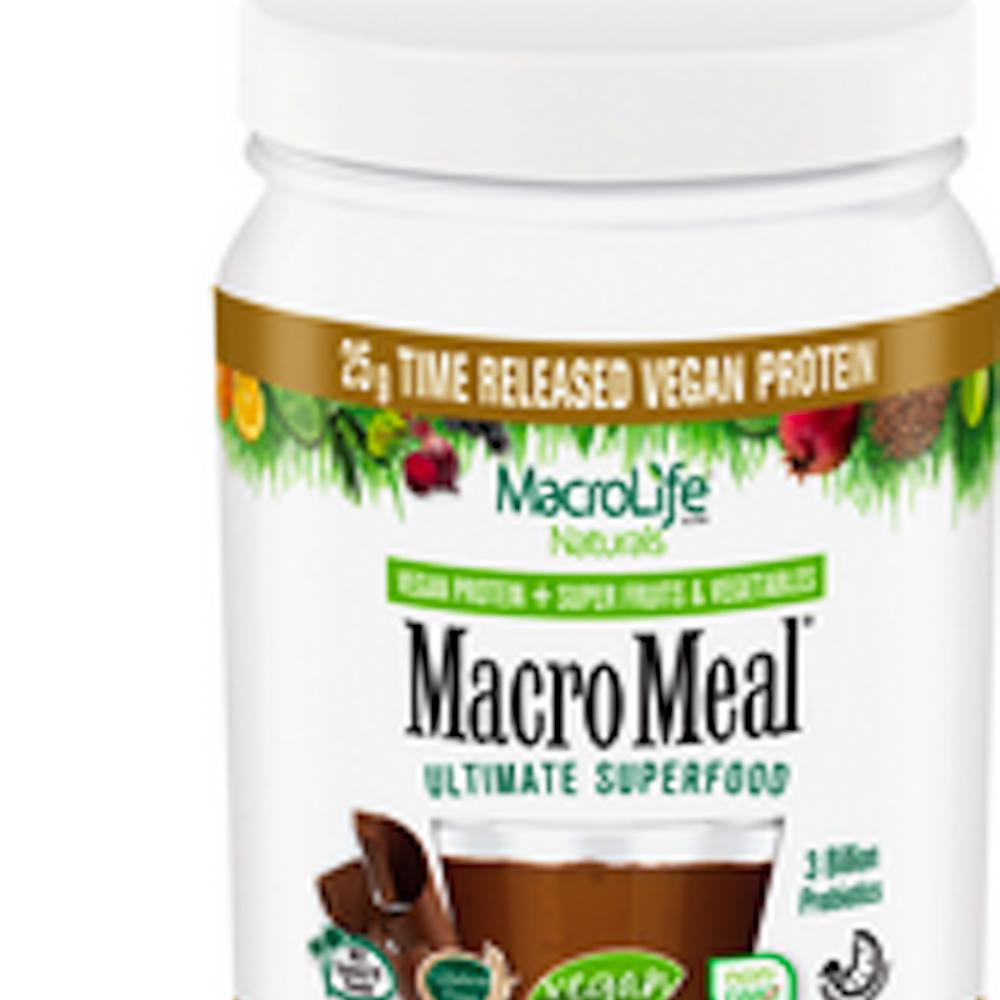 MacroMeal Vegan Choc 15 serving