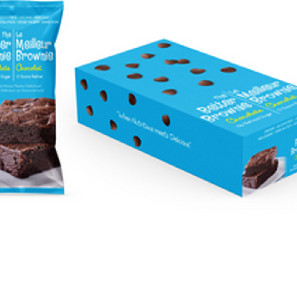 Better Brownie Double Chocolate
