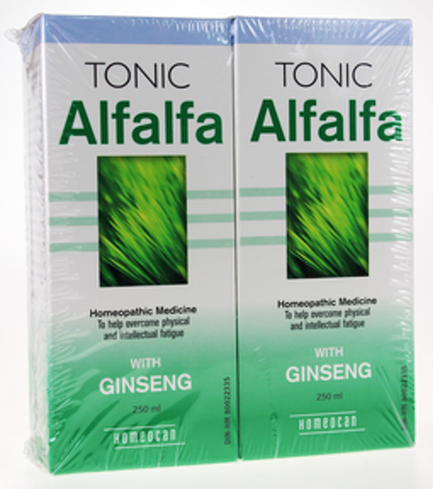 Alfalfa Tonic (with Ginseng)