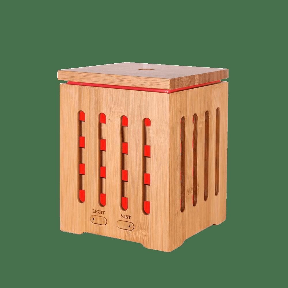 Diffuseur d'Aromathérapie Bambou Naturel