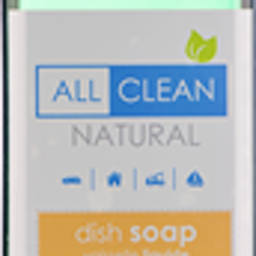 All Nat Dish Soap