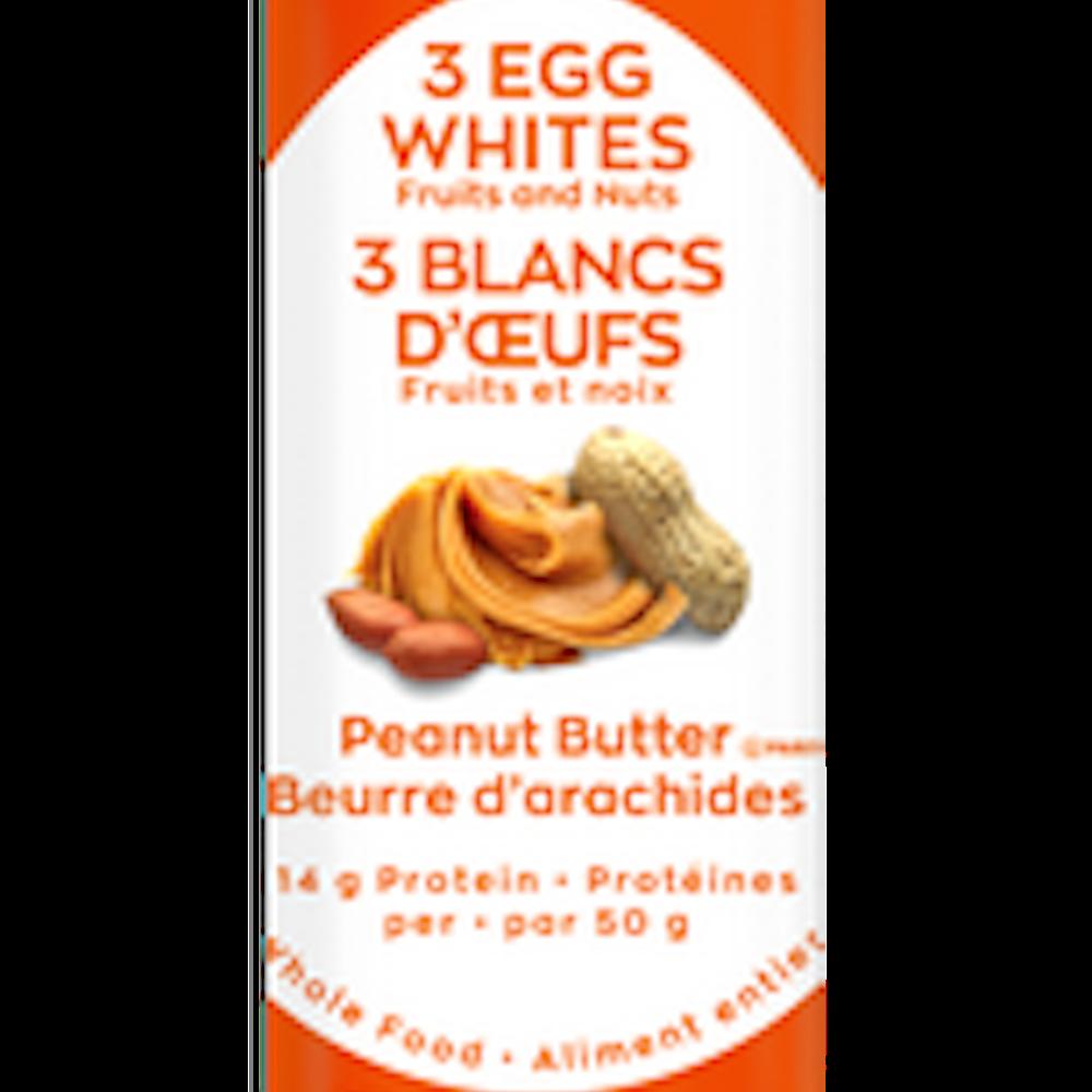 3 Egg White Bar - Peanut Butter