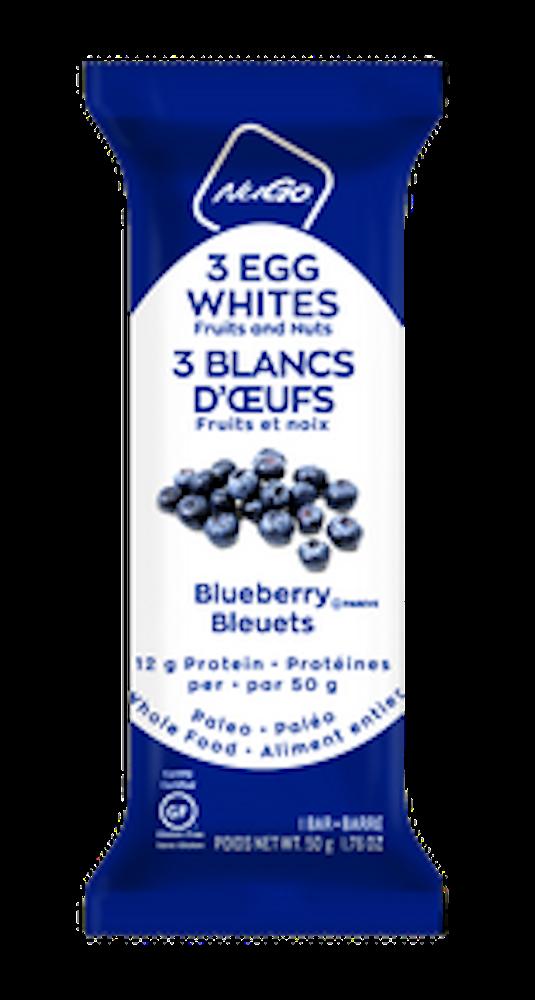 3 Egg White Bar - Blueberry